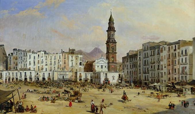 Piazza Mazaniello, Naples