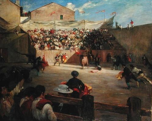 Training Fight in Biscay, 1888