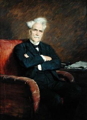 Portrait of Henri Rochefort