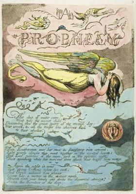 'The Deep Winter Came...', plate 5 from 'Europe. A Prophecy', 1794