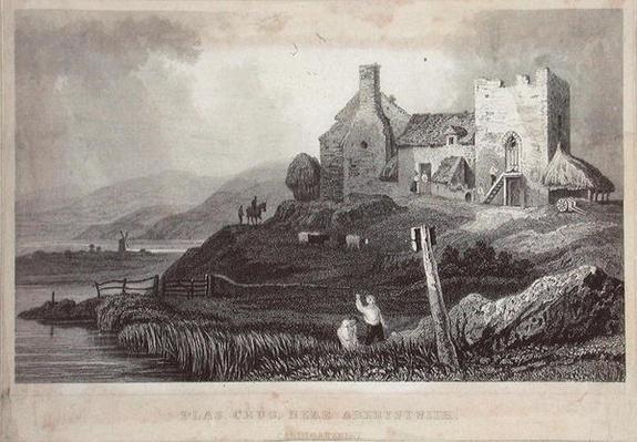 Plas Crug, near Aberystwyth, Cardiganshire