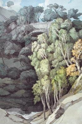 Devil's Bridge, 1810