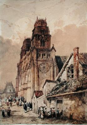 Orleans Cathedral, 1832