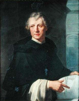 Portrait of Frere Francois Romain