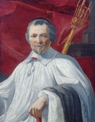 Portrait of Michel La Masle