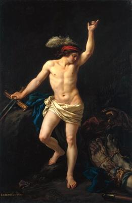 David Victorious, 1780