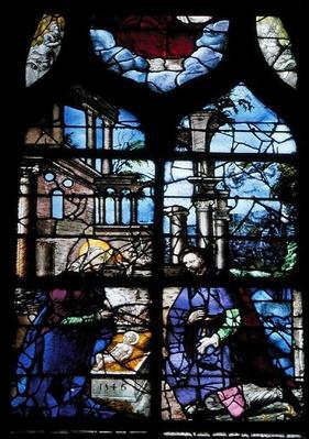 The Nativity, 1546