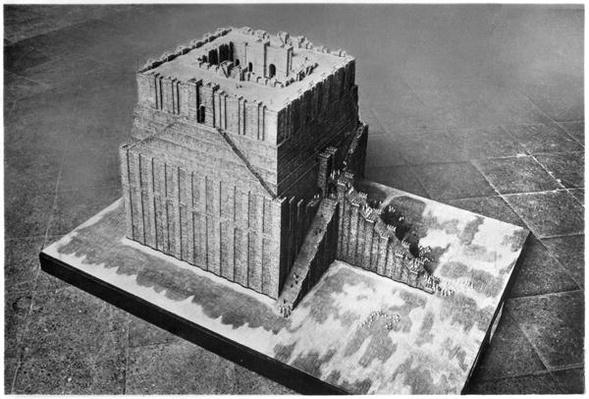Reconstruction of the Tower of Babel