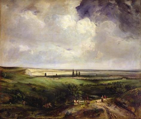 View of Rouen, 1831