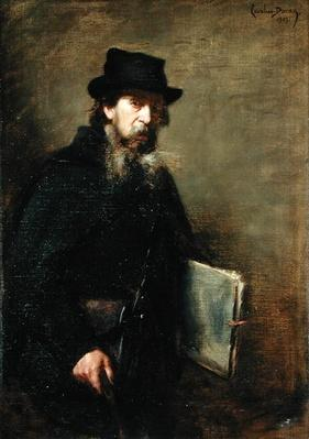 The Old Lithographer, 1903