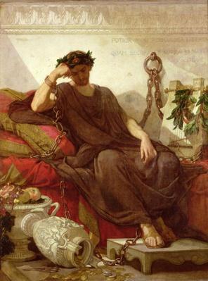 Damocles, 1866
