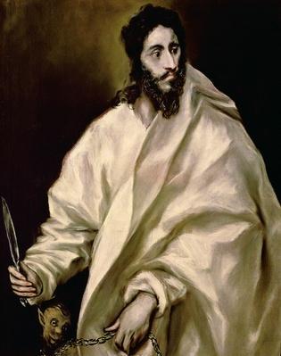 St. Bartholomew, 1606