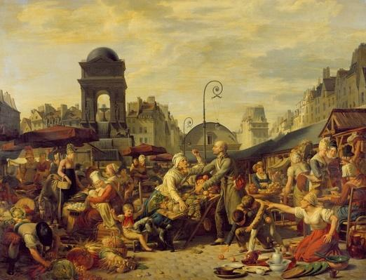 The Marche des Innocents, c.1814