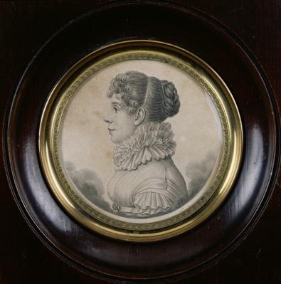 Portrait of Sophie Rostopchine