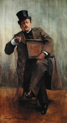 Portrait of Georges Courteline