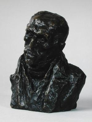 Bust of Francois-Pierre-Guillaume Guizot