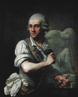 Portrait of Pierre Julien