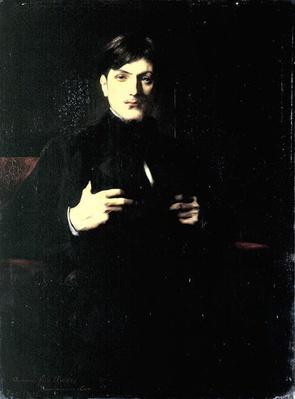 Andre Benjamin-Constant, 1895