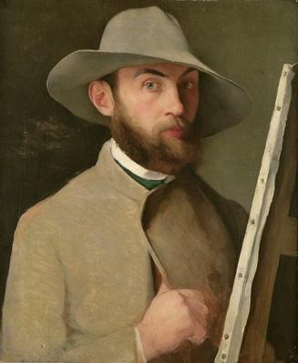 Self Portrait, c.1890