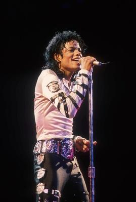 Michael Jackson's first solo concert | 20th Century Music Icons