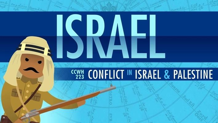 Conflict in Israel and Palestine | Crash Course World History