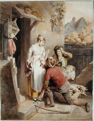 Inattention, 1808
