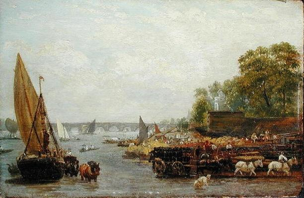 Westminster Bridge, c.1820-30