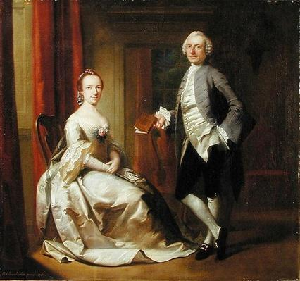 Conversation Piece, 1761