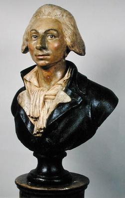 Bust of Louis Michel Le Peletier de Saint-Fargeau