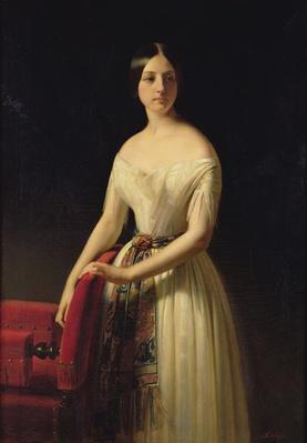 Eugenie Saint-Amand, 1841