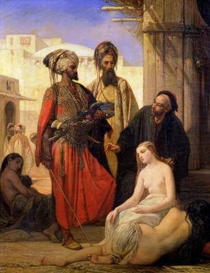 A Slave Market in Asia Minor