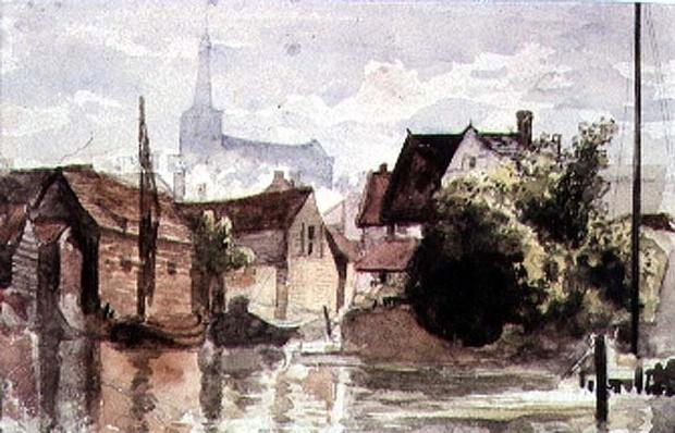 Studies of English Scenery