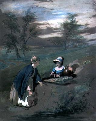 Kentish Peasant Girls