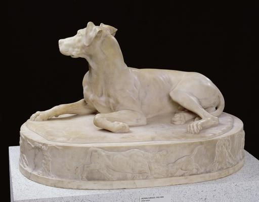 A Dog, 1827