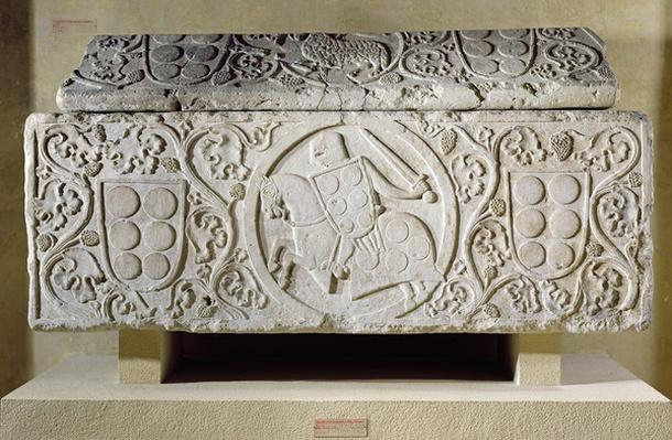 Sarcophagus of the Palais family