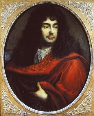 Portrait of Montfleury