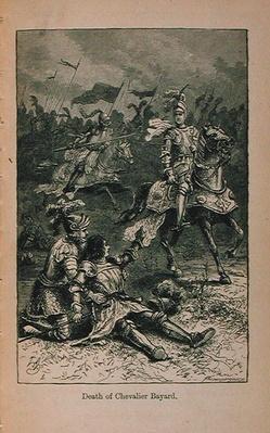 Death of Chevalier Bayard