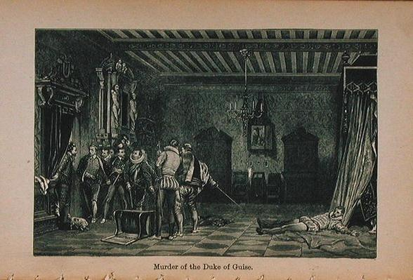 Murder of the Duke of Guise