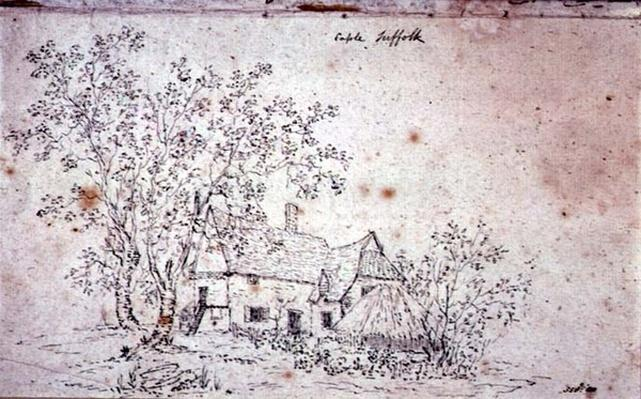 Cottage at Caple, Suffolk
