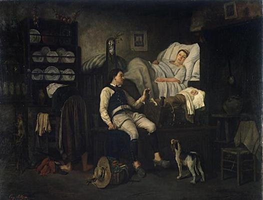 Breton Interior or, The Newborn
