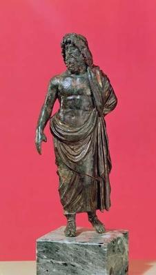 Aesculapius, from Neuvy-en-Sullias