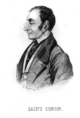 Claude Henri de Rouvroy