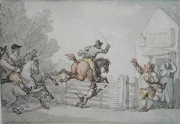 Evading the Toll, c.1805-10