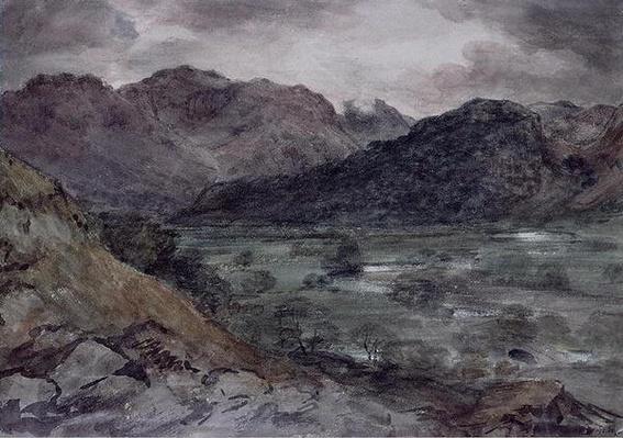 View in Borrowdale