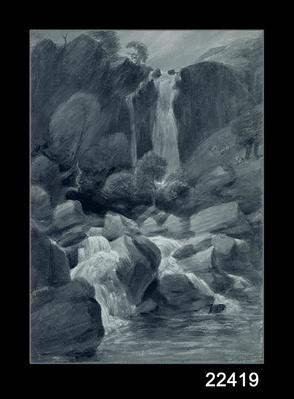 Taylor Ghyll, Sty Head, Borrowdale, 1806