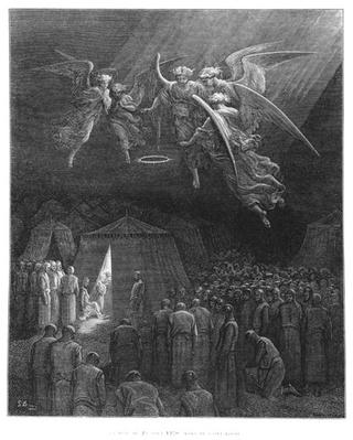 Night of 25th August 1270, Death of St. Louis