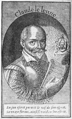 Claude Le Jeune