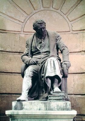 Statue of Francois Broussais