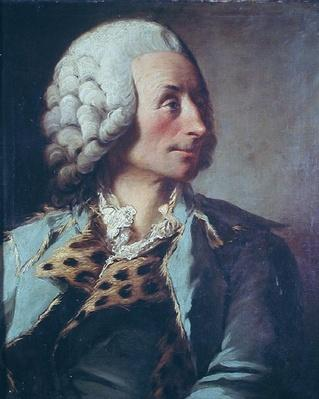 Portrait of Claude Nicolas Le Cat