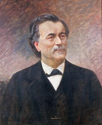 Portrait of Paul Bert
